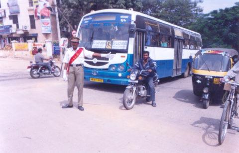 traffic boy